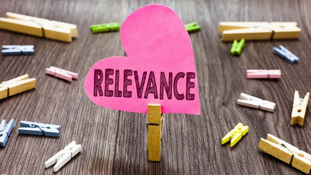 Relevance of startup story