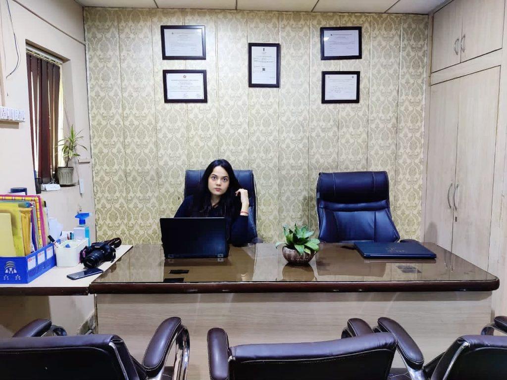 Shreya Founder Assessor