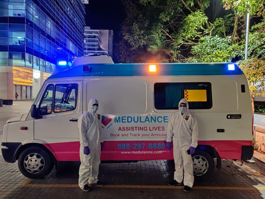 Medulance ambulance
