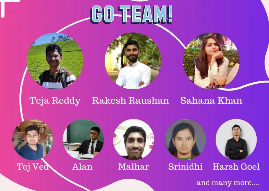 Team tech table